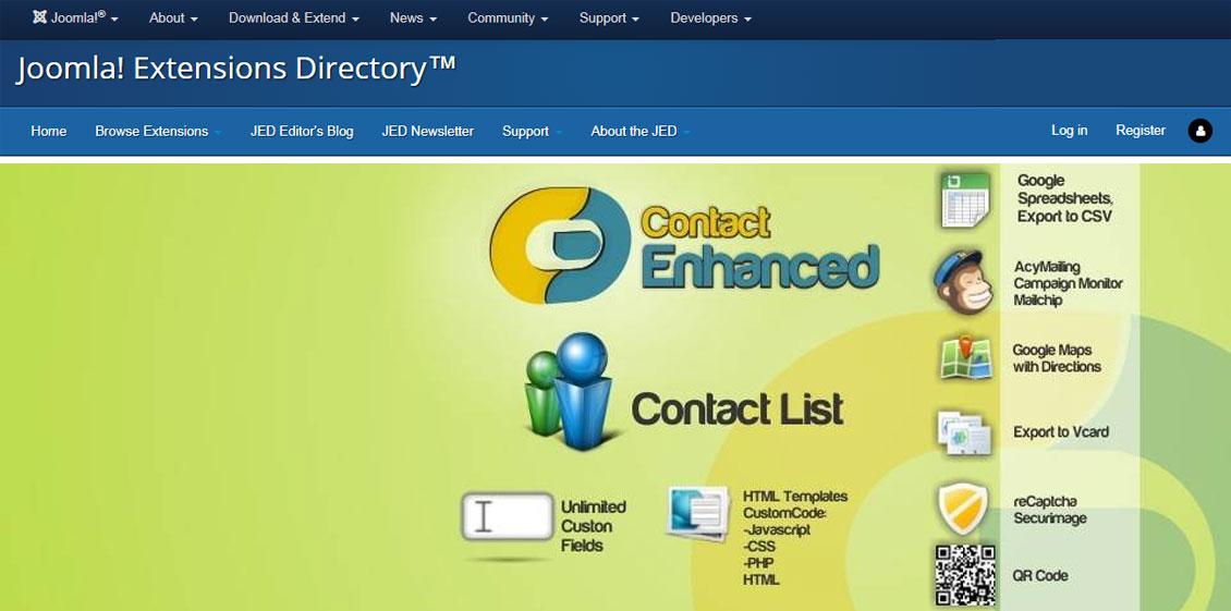 Contact Enhanced