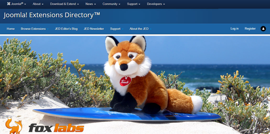 Fox Contact Form