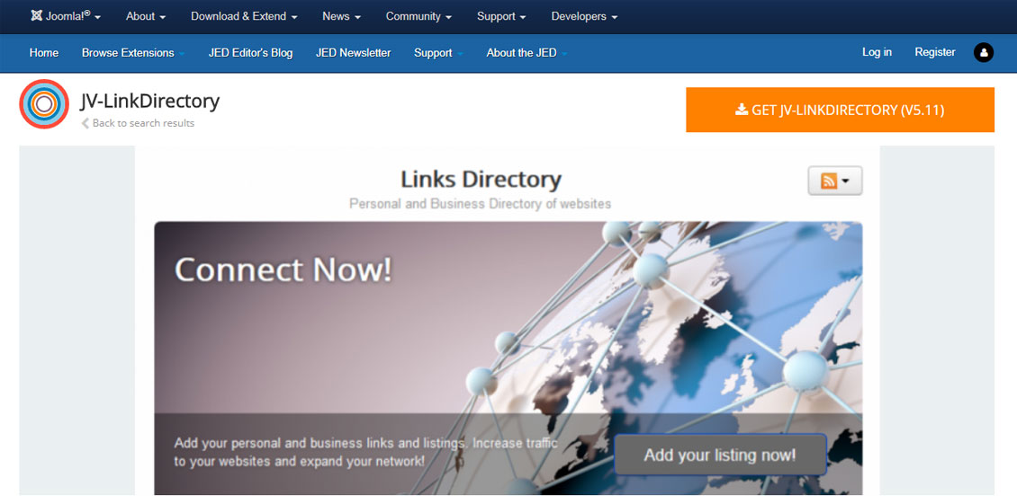 JV-LinkDirectory (JVSE)