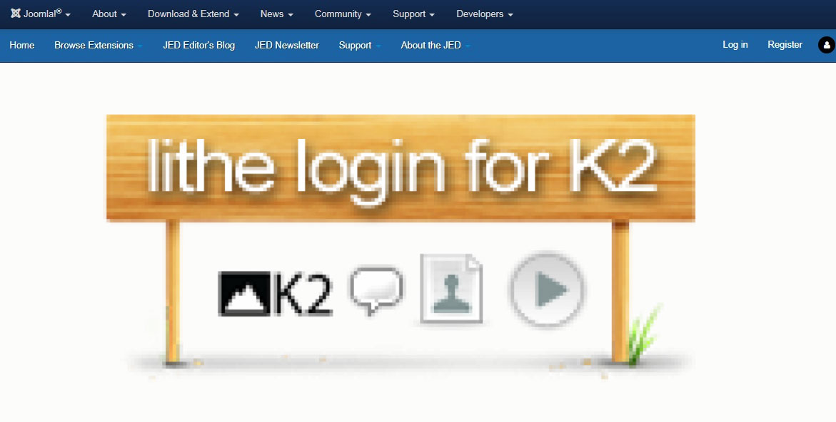 Lithe Login for K2