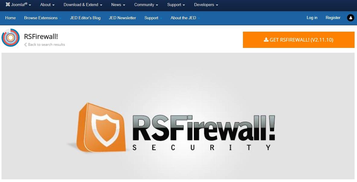 RSfirewall
